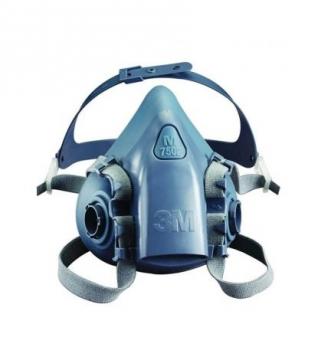 3M 7502 Yarım Yüz Gaz Maskesi