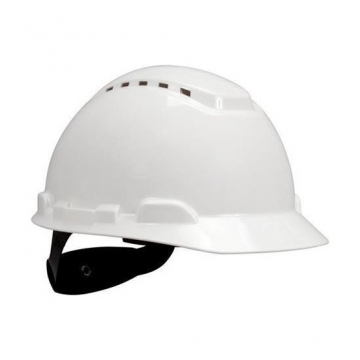 3M H700 Beyaz Baret Vidalı Havalandırmalı