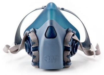 3M™  Yarım Yüz Maske  7503  L