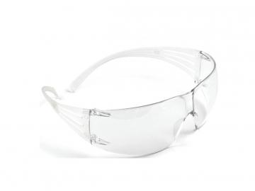 3M SF201 SecureFit Çerçevesiz Şeffaf Gözlük